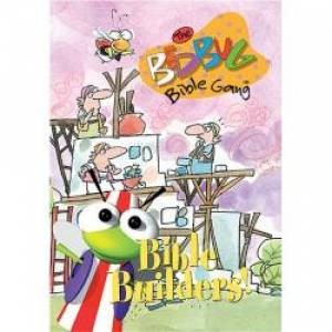 Bedbug Bible Gang: Bible Builders DVD (DVD)