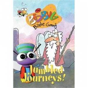 Bedbug Bible Gang: Jumbled Journeys DVD (DVD)