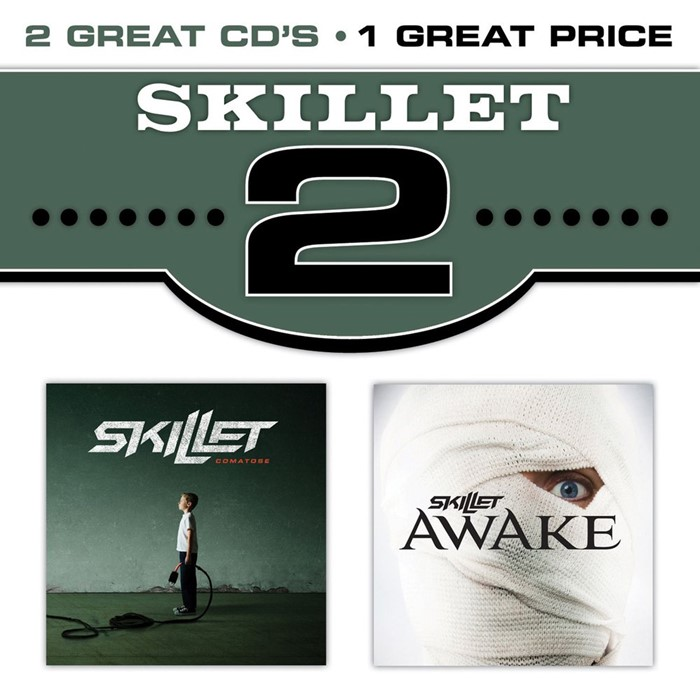 Skillet 2 - Comatose/Awake CD (CD-Audio)