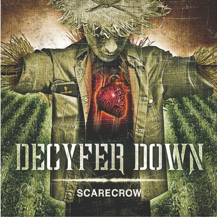 Scarecrow CD (CD-Audio)