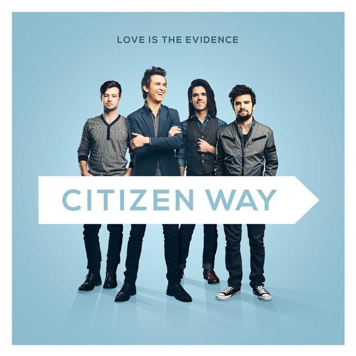 Love is the Evidence CD (CD-Audio)
