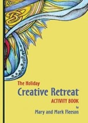 The Holiday Creative Retreat Activity Book (Paperback)