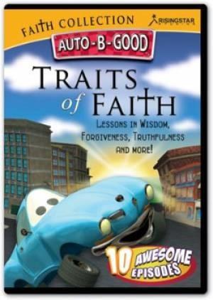Auto-B-Good Faith Collection: Traits of Faith DVD (DVD)
