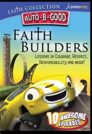 Auto-B-Good Faith Collection: Faith Builders DVD (DVD)