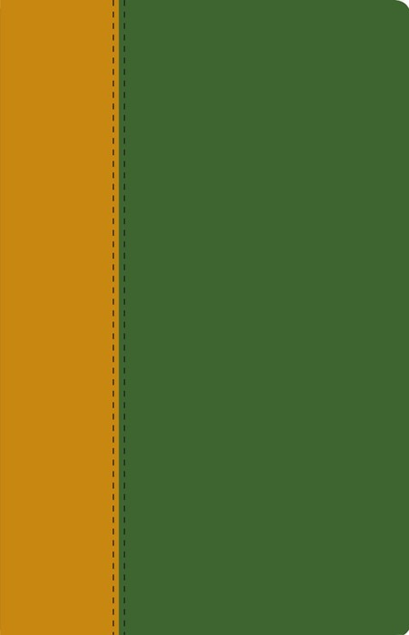ESV Anglicised Thinline Bible, Racing Green (Hard Cover)