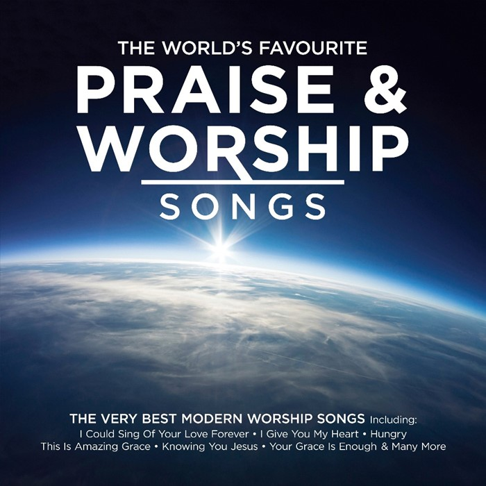 The World's Favourite Praise & Worship Songs CD (CD-Audio)