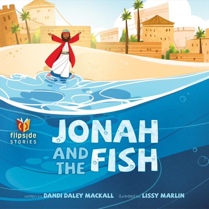 Jonah And The Fish (Hard Cover)