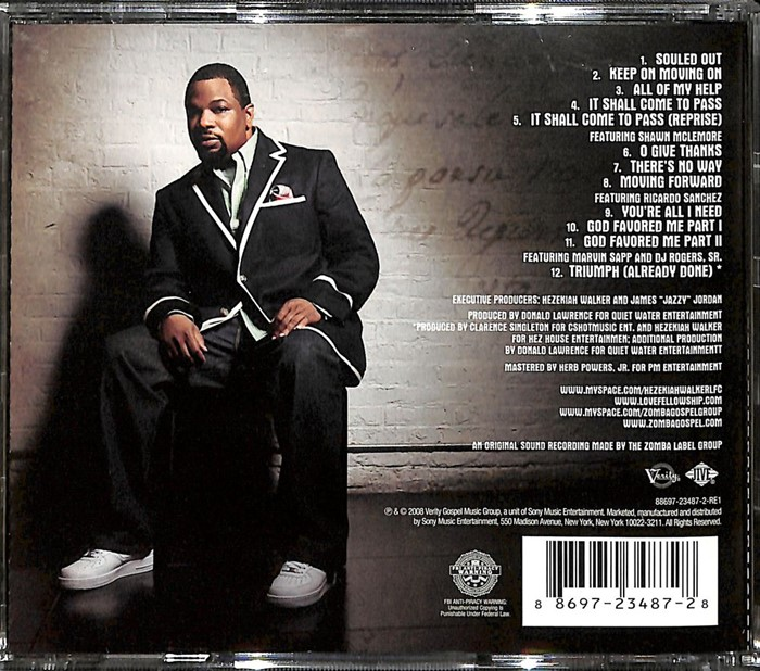 Souled Out CD (CD-Audio)