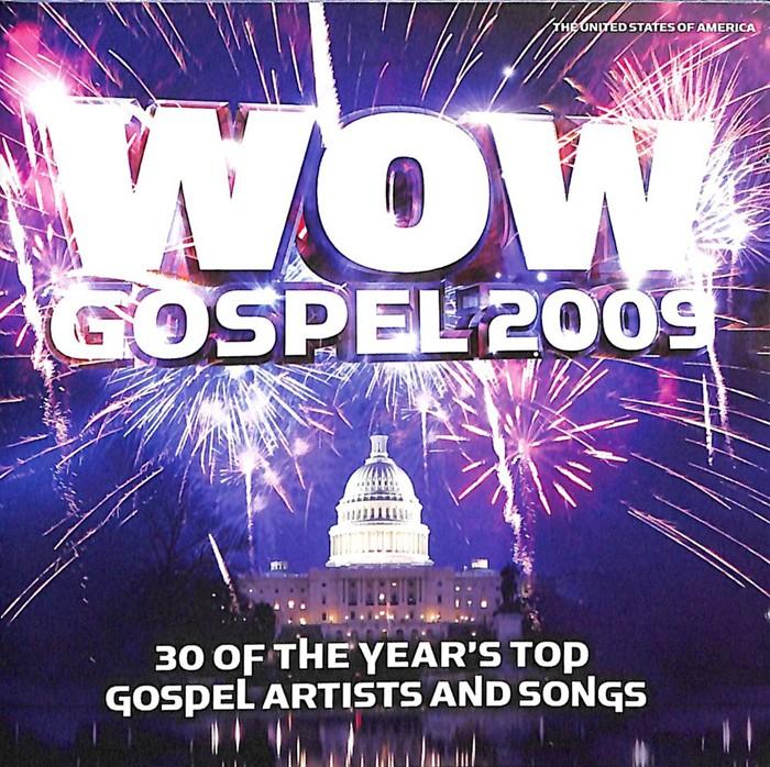 WOW Gospel 2009 2CD (CD-Audio)