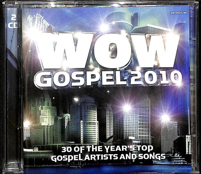 WOW Gospel 2010 2CD's (CD-Audio)