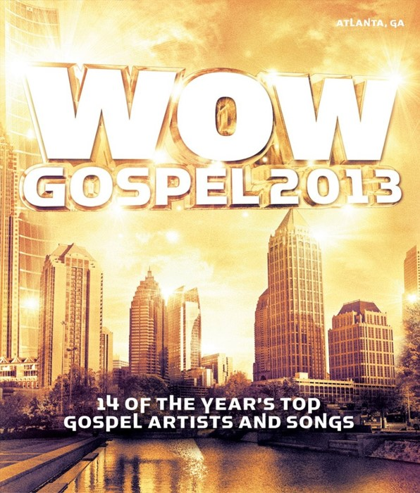 WOW Gospel 2013 CD (CD-Audio)