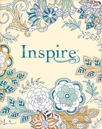 NLT Inspire Bible (Paperback)