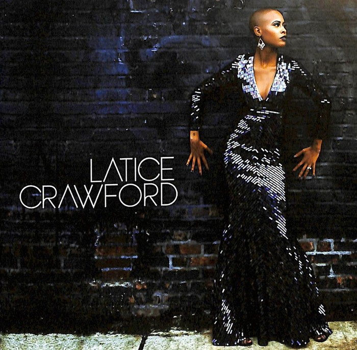 Latice Crawford CD (CD-Audio)