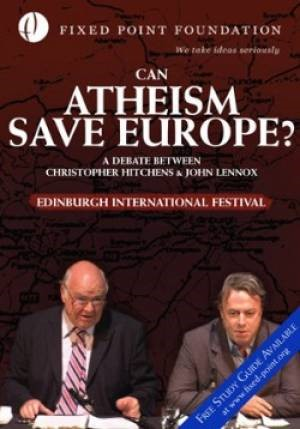 Can Atheism Save Europe? (DVD)
