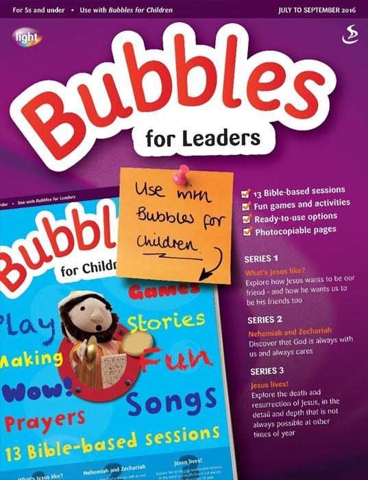 Bubbles Leaders Jul-Sept 2016 (Paperback)