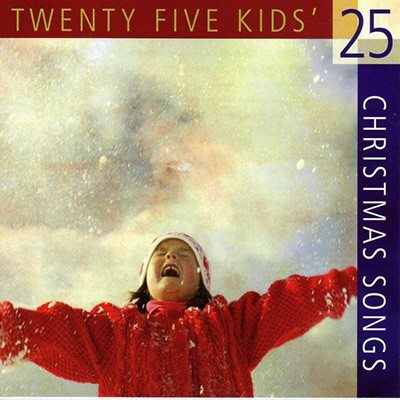 25 Kids Christmas Songs CD (CD-Audio)