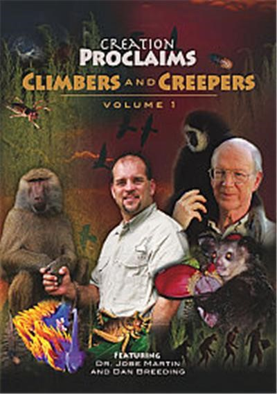 CP Climbers And Creepers Vol 1 (DVD)