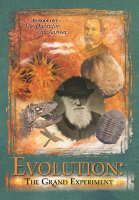 Evolution The Grand Experiment (DVD)