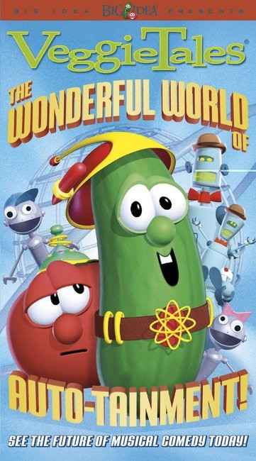 Veggie Tales: The Wonderful World Of Auto-Tainment DVD (DVD)