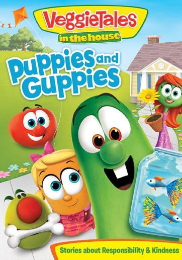 Veggietales In The House: Puppies And Guppies DVD (DVD)