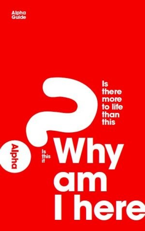 Alpha Guide - Why Am I Here? (Paperback)