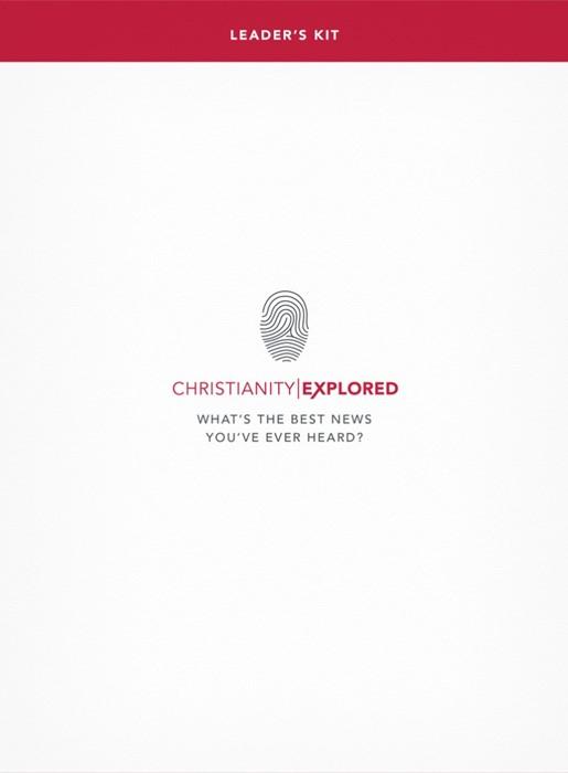 Christianity Explored Leader's Kit (Mixed Media Product)