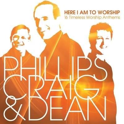 Here I Am To Worship CD (CD-Audio)