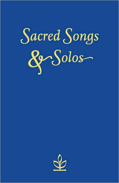 Sacred Songs And Solos Words P/b (Paperback)