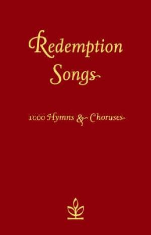 Redemption Songs: Music Edition, Red HB (Hard Cover)