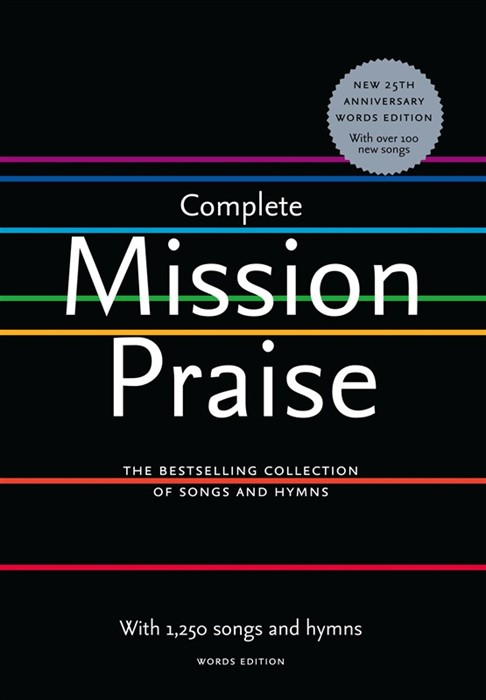 Mission Praise 25th Anniversary: Words Edition HB (Hard Cover)