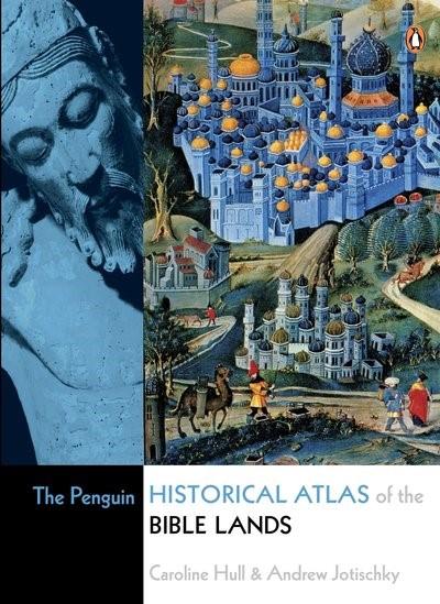 Penguin Historical Atlas Of the Bible Lands (Paperback)