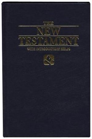 NRSV Oxford New Testament (Imitation Leather)