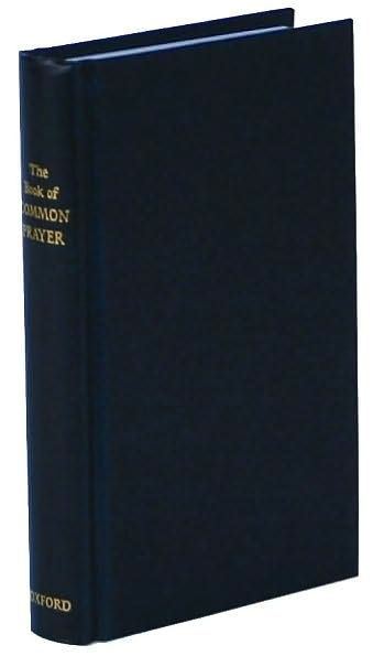 Book of Common (BCP) Prayer Black (Hard Cover)