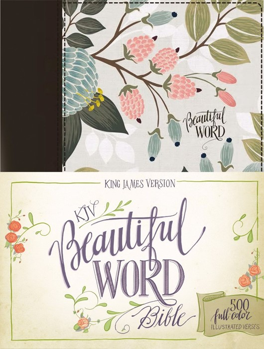 KJV Beautiful Word Bible HB (Hard Cover)