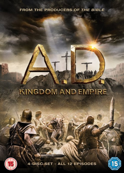 AD Kingdom and Empire DVD (DVD)