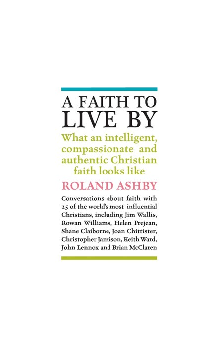 Faith to Live By, A (Paperback)