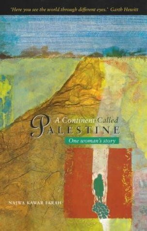 Continent Called Palestine. A (Paperback)