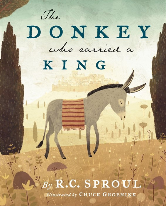 The Donkey Who Carried A King (Hard Cover)