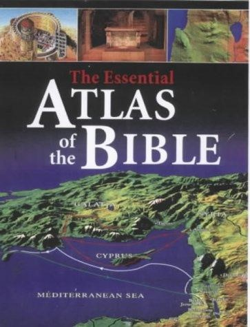 The Essential Atlas of the Bible (Hard Cover)