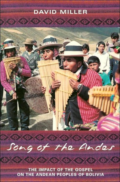 Song of the Andes (Paperback)