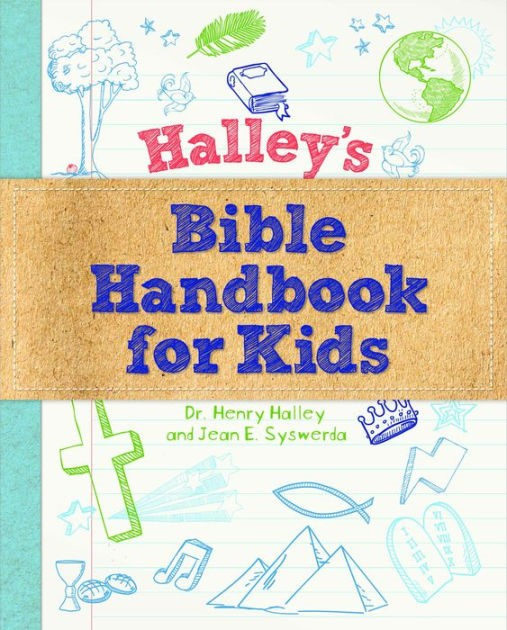Halley's Bible Handbook for Kids (Paperback)