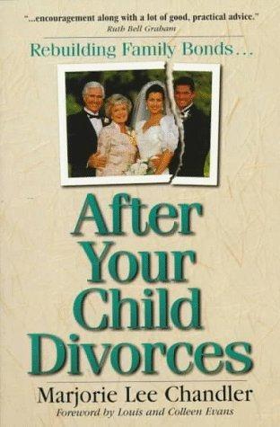 After Your Child Divorces (Paperback)