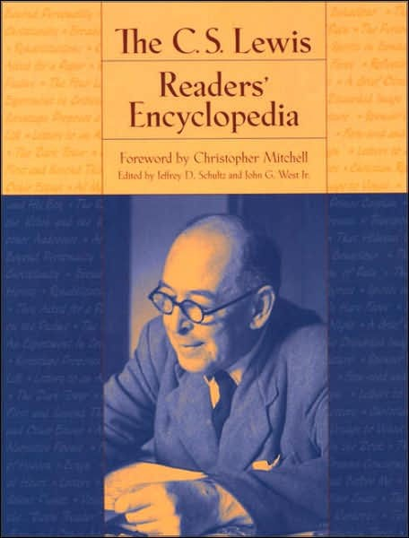 C.S. Lewis Readers Encyclopedia (Hard Cover)