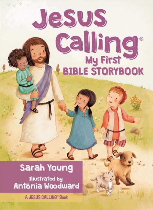 Jesus Calling: My First Bible Storybook (Board Book)