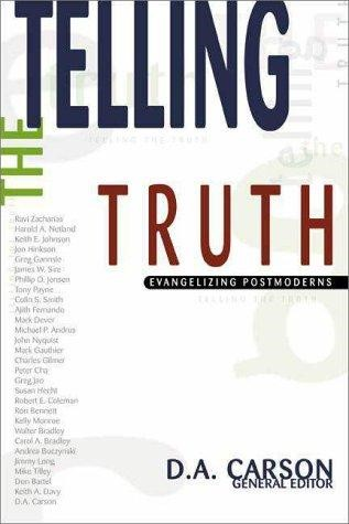 Telling The Truth (Hard Cover)