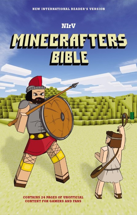 NIRV: Minecrafter's Bible (Hard Cover)