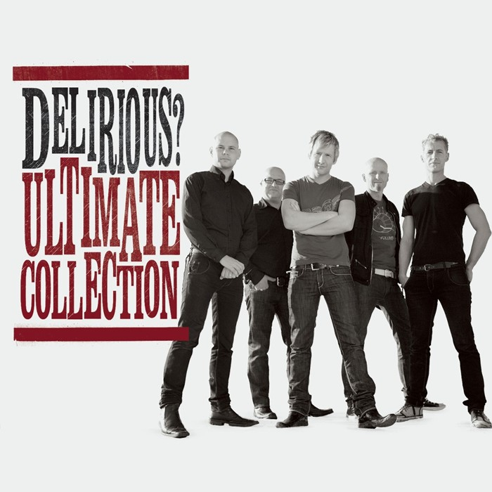 Delirious Ultimate Collection CD (CD-Audio)
