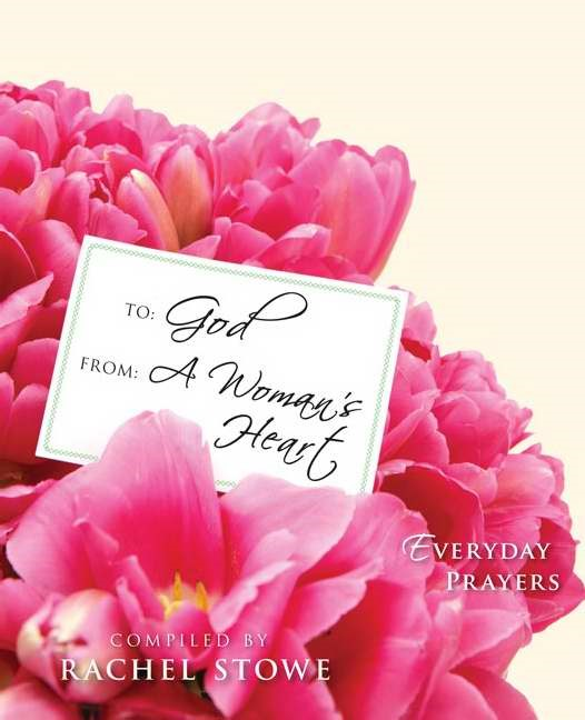 To God From A Woman's Heart H/b (Hard Cover)