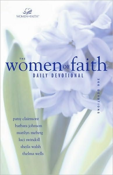 The Women Of Faith Daily Devotional (Paperback)