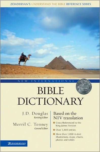 New International Bible Dictionary (Hard Cover)
